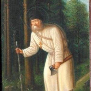 Pyhittäjä Serafim Sarovilainen