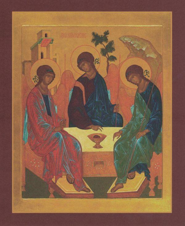 Onnitteluadressi Pyhä Kolminaisuus