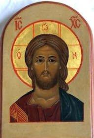 Käsinmaalatut ikonit